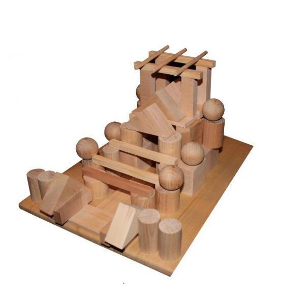 Конструктор из дерева