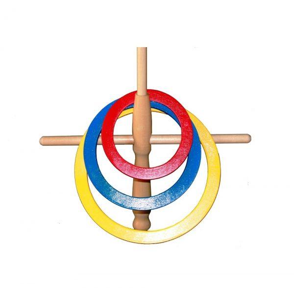 Кольца для игры в серсо