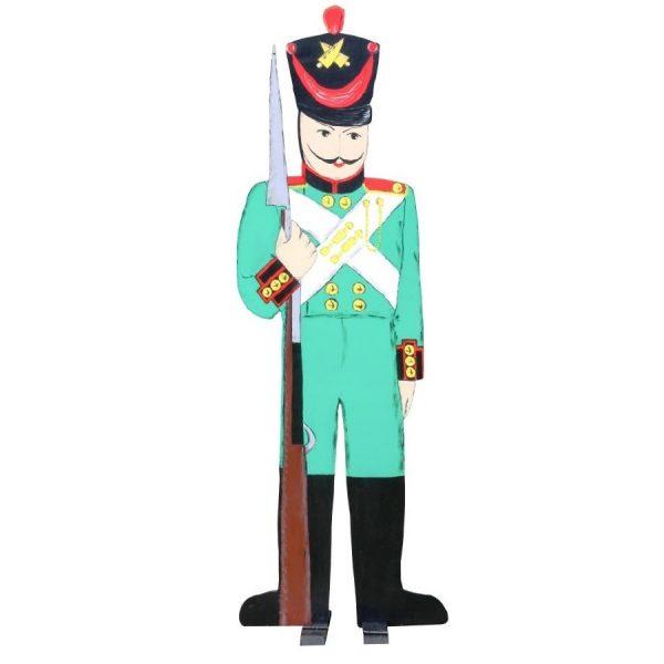 Солдат декоративный