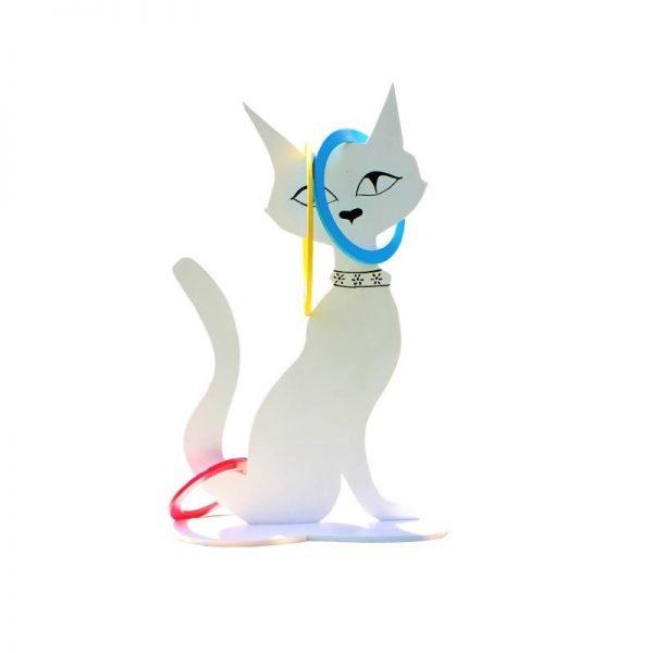 Кольеброс кошка